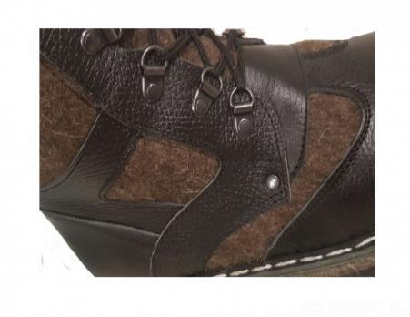 Ботинки войлочные с высокими берцами БВМ-007 купить ОПТОМ