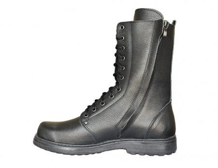 """Ботинки с высокими берцами """"Альфа"""" БСЗ-001 (замок)"""