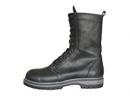 Ботинки зимние с высоким берцем ALS арт.Z-011 (замок)