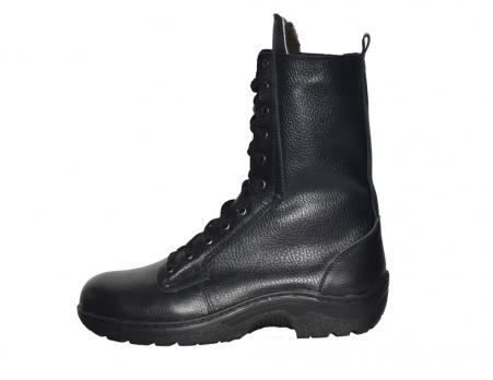 Ботинки зимние с высокими берцами Альфа БОЗ-001 (замок)